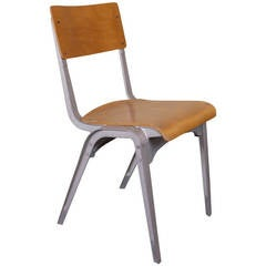 Stacking Chair by James Leonard for Esavian