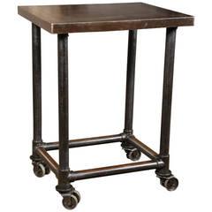 Vintage Turtle Table