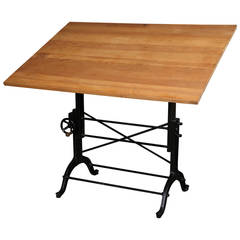 Frederick Post Drafting Table