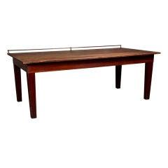 Original, Vintage, Wooden Store Display Table