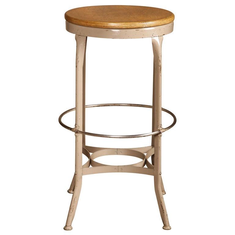 original vintage drafting stool at 1stdibs best review