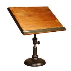 Original, Vintage Industrial, American Made, Drafting Table