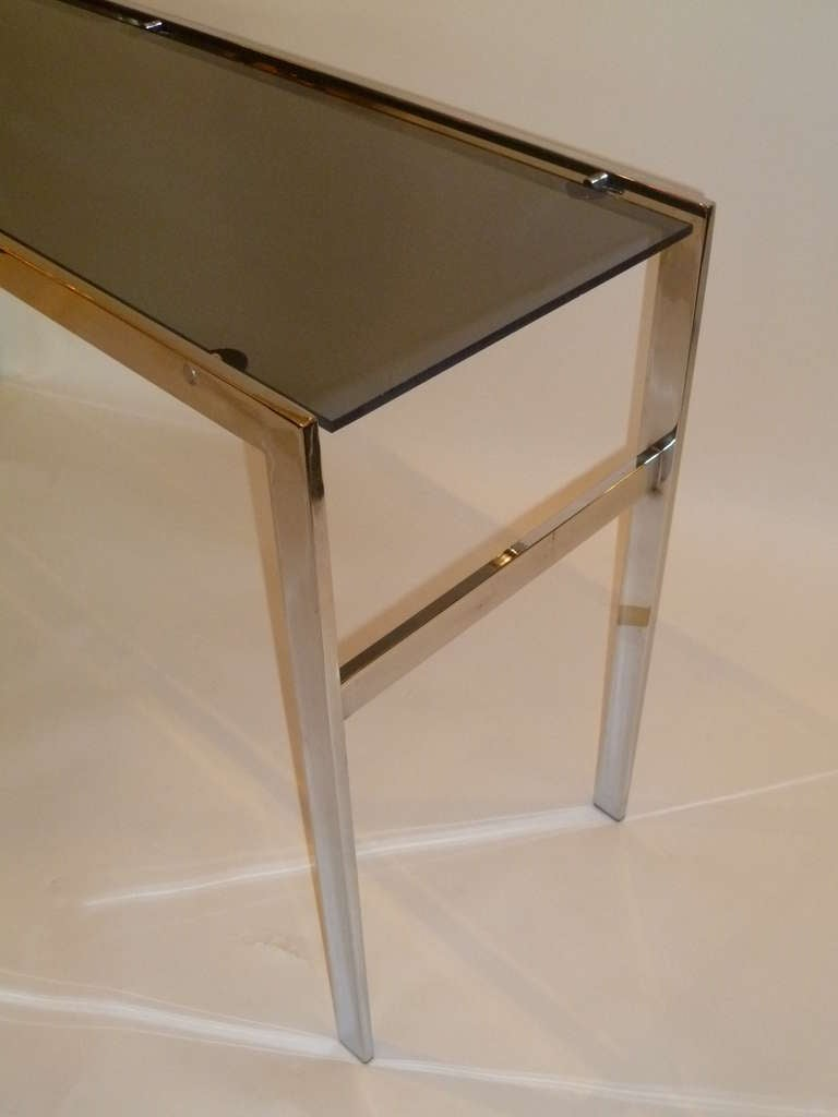Preben Fabricius Jorgen Kastholm Sofa Table Console Image 9