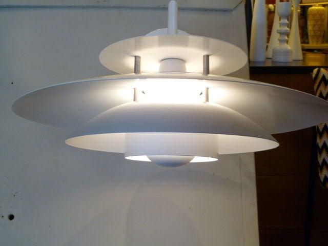 Mid-Century Modern Modern Danish Tiered Wall Lights Laterna Danica For Sale