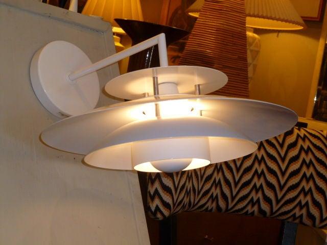 Modern Danish Tiered Wall Lights Laterna Danica For Sale 2