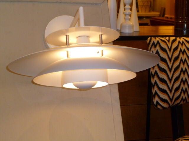 Modern Danish Tiered Wall Lights Laterna Danica For Sale 3