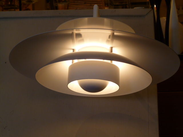 Modern Danish Tiered Wall Lights Laterna Danica For Sale 4