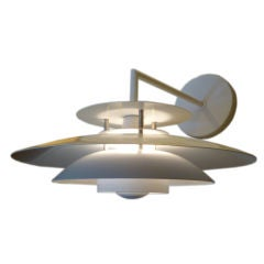 Modern Danish Tiered Wall Lights Laterna Danica