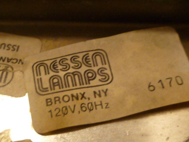Pair Of Nessen Chrome Swing Arm Wall Lights At 1stdibs