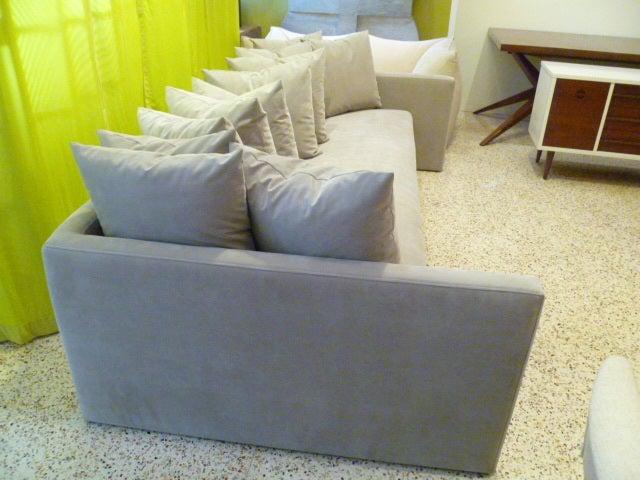 Large Joe D Urso Lounge Sofa For Knoll At 1stdibs