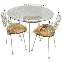 Arthur Umanoff 4 piece Dining Set