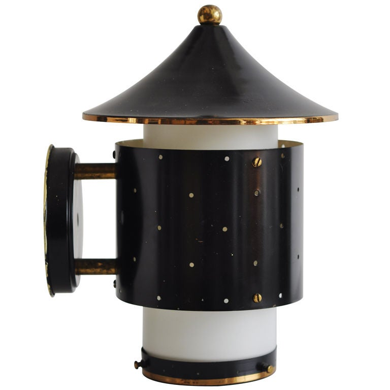 Asian Style Lantern At 1stdibs