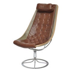 Bruno Mathsson Jetson Swivel Chair