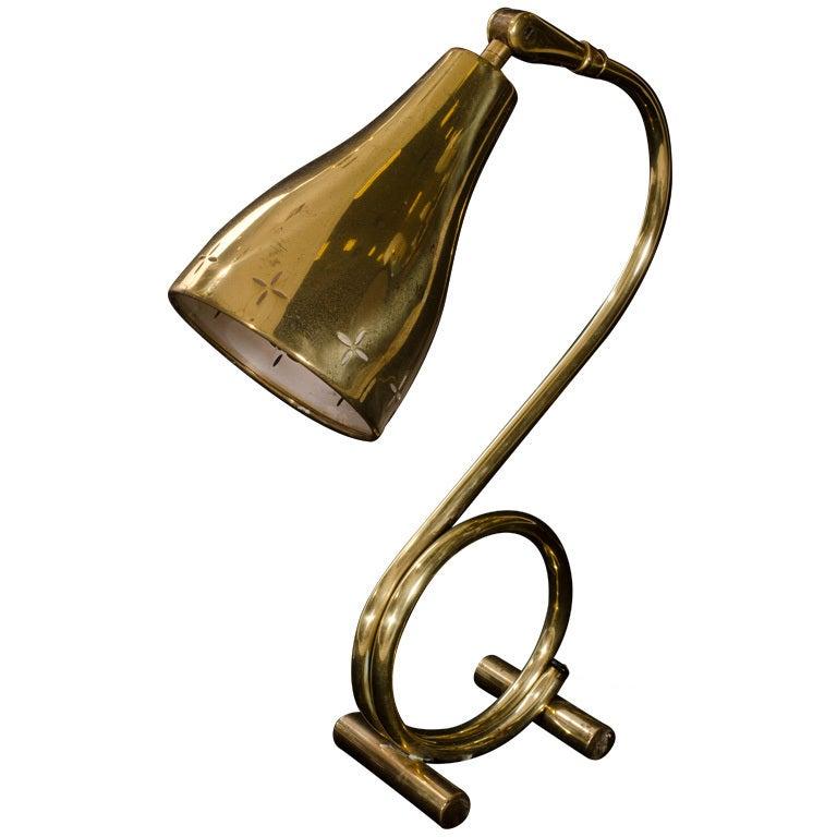 Fantastic DAR SUF4075X Suffolk 1 Light Antique Brass Desk Lamp