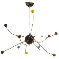Multicolor Sputnik Chandelier