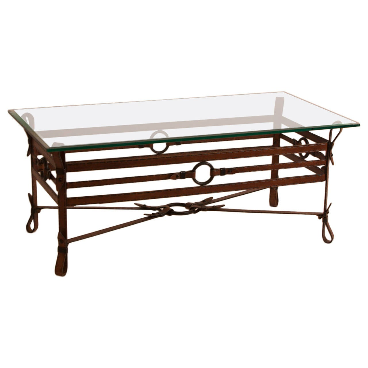 French Hermes Style Table For Sale At Stdibs - Hermes coffee table