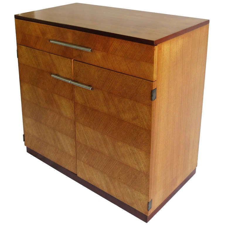 Gilbert Rohde 1933 World S Fair Chest For Herman Miller At