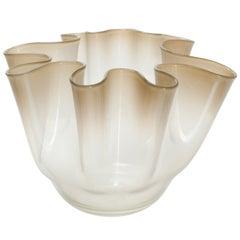 Danish Mid-Century Modern Bowl or Vase by Kylle Svanlund, Holmgaard