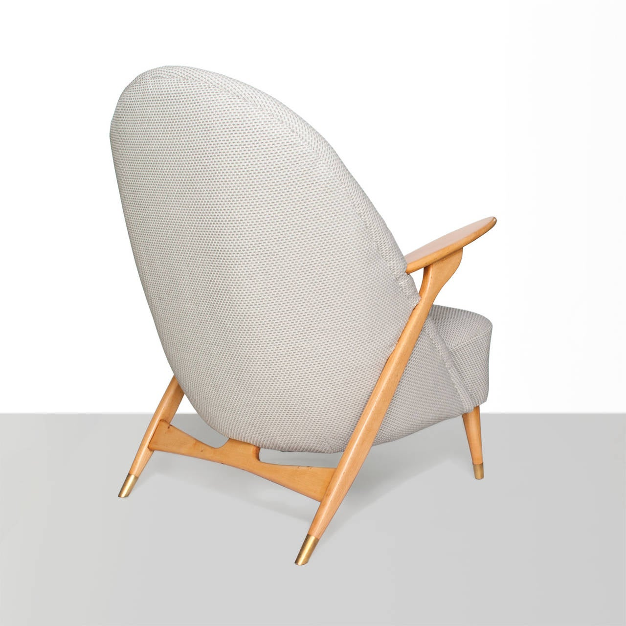 Scandinavian Modern Lounge Chair by Svante Skogh for Säffle Möbelfabrik 4