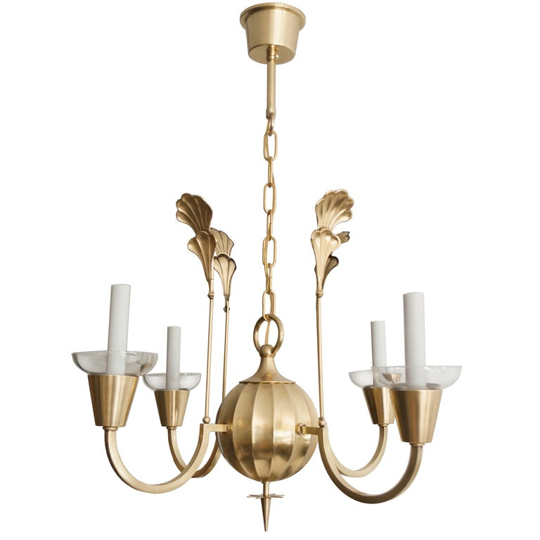 Swedish art deco chandelier by elis bergh for c g hallberg at swedish art deco chandelier by elis bergh for c g hallberg for sale mozeypictures Choice Image