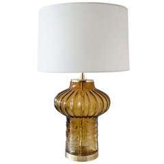 Scandinavian Modern Table Lamp by Christer Sjogren, Sweden