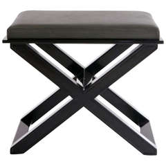 "Lucca & Co. Wooden ""X"" Bench"