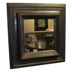 Late 17th C. Italian Mirror