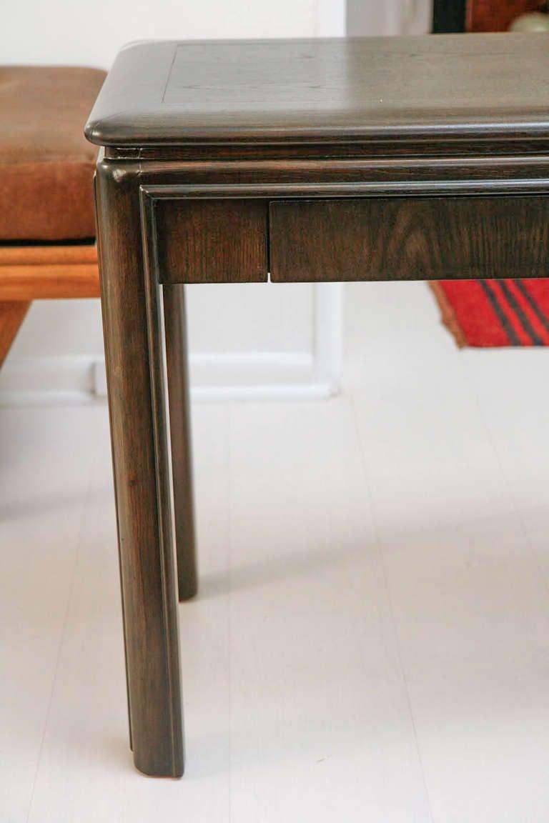 Drexel sofa table vintage drexel sofa table at 1stdibs thesofa Retro sofa table