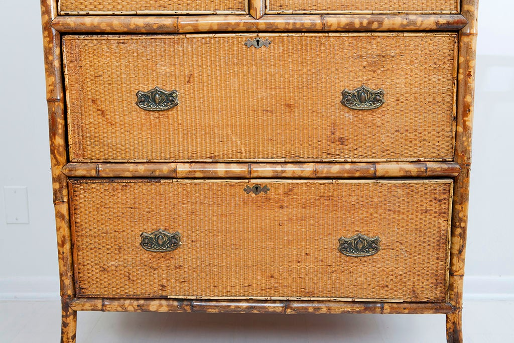 Bamboo Chest of Drawers 3