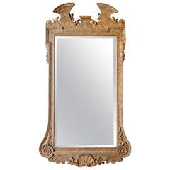 Georgian Giltwood Mirror