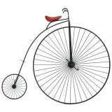 Curti Jere Bicycle Wall Sculpture