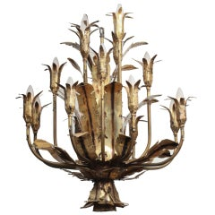 Brutal Style Chandelier by Tom Greene