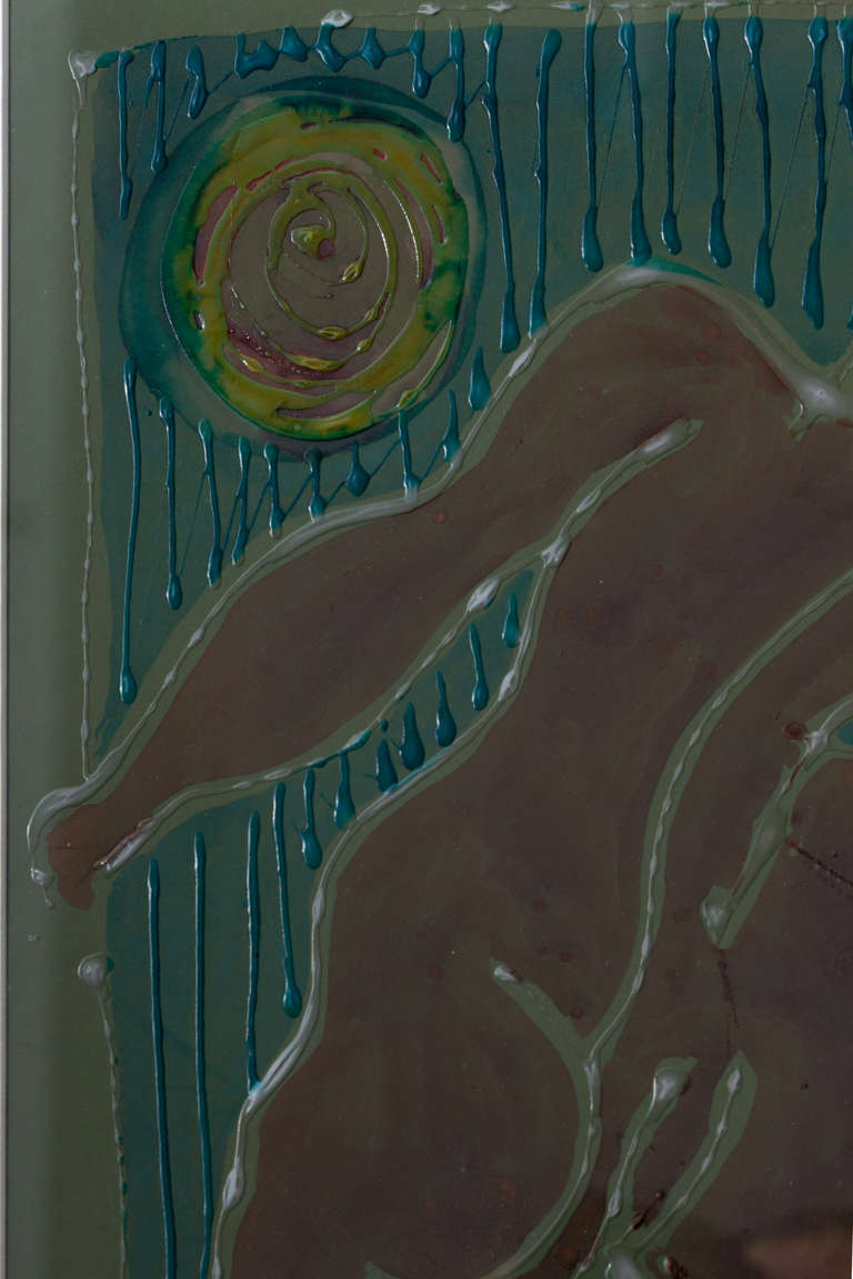 Modernist Nude by William Fredericksen, 1984 For Sale 1