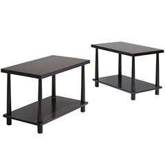 Pair of Robsjohn Gibbings Side Tables