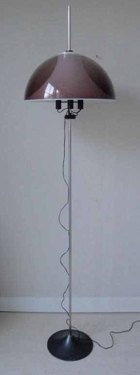 Gino Sarfatti Floor Lamp For Sale At 1stdibs