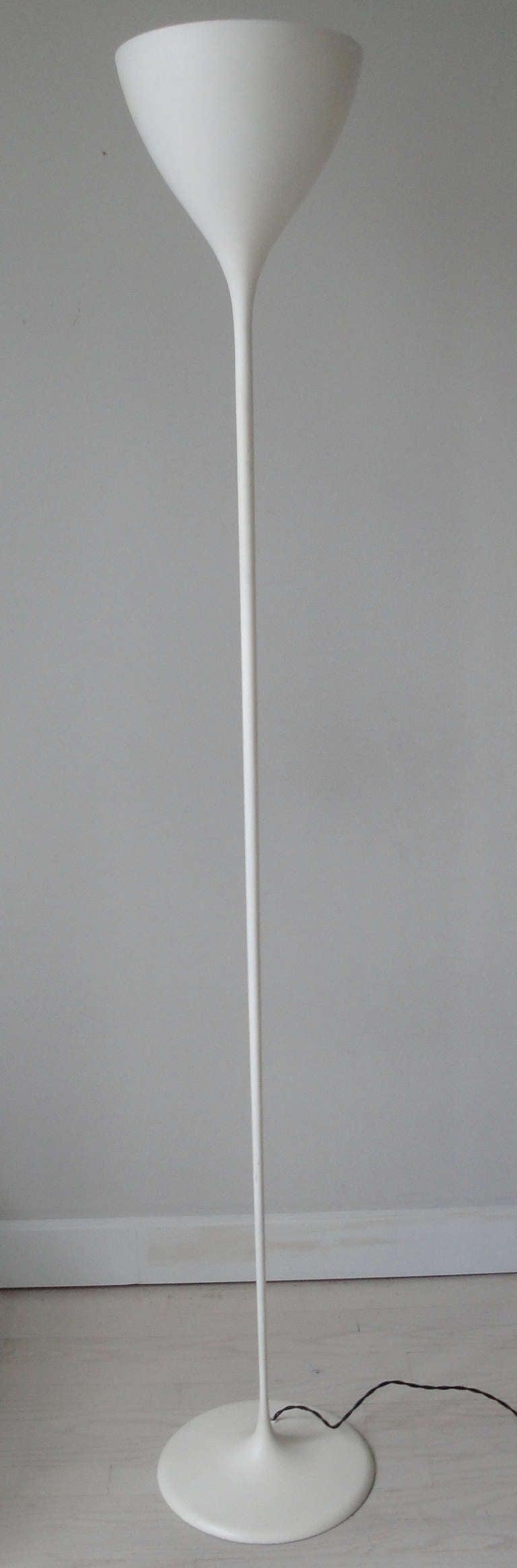 """Max Bill""""Tulip"""" Floor Lamp at 1stdibs"""
