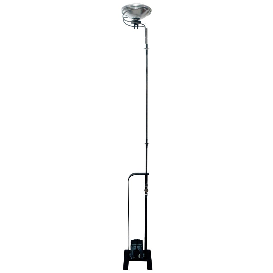 Achille and Castiglioni Toio Floor Lamp For Sale at 1stdibs