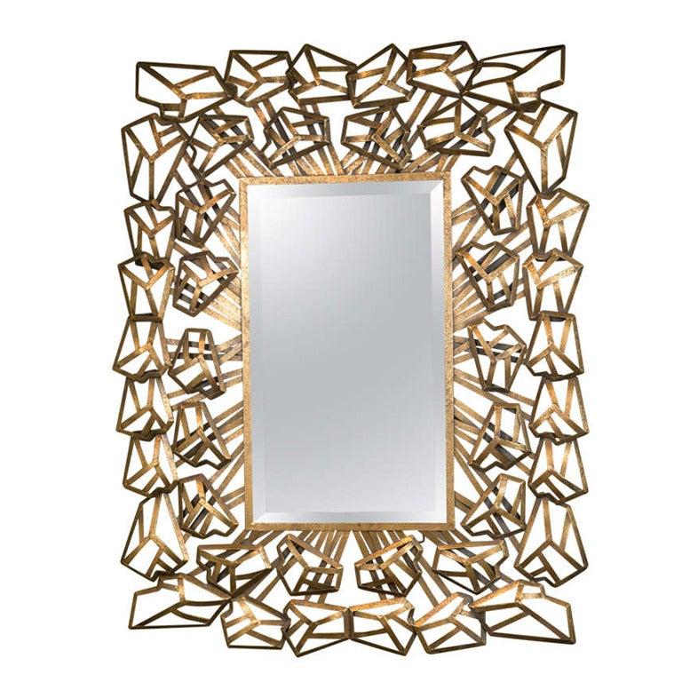 Metal Framed Geometric Mirror At 1stdibs. Modern Dining Light. Bathroom Countertop Options. Industrial Desks. Long Dining Bench. Modern Home Bar. Aqua Ottoman. Plantation Shutters. Stair Tread Rugs