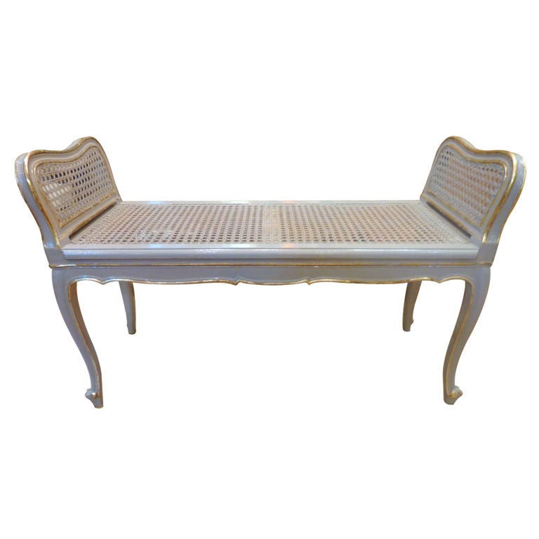 French Provincial Bench At 1stdibs