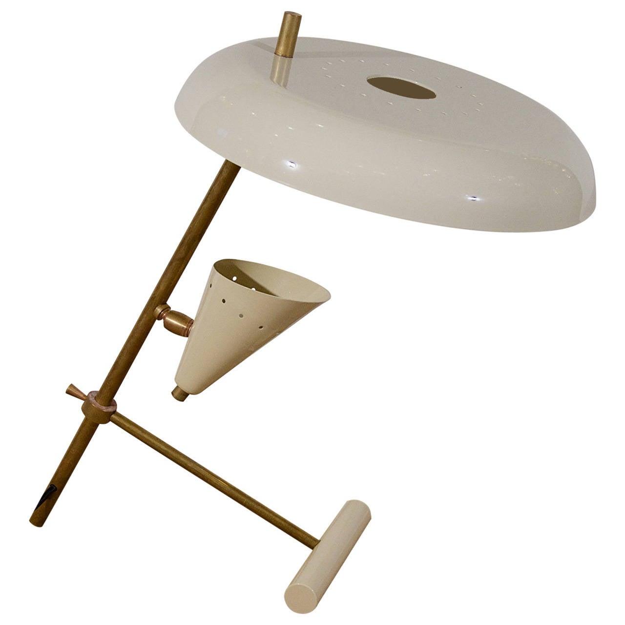 Unusual Italian Table Lamp At 1stdibs
