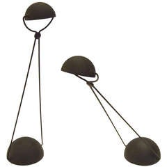 Pair of Stefano Cevoli Task Desk Lights