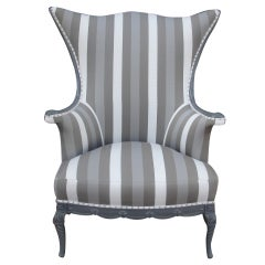 "Alice in Wonderland ""Kings"" Elegant Armchair"