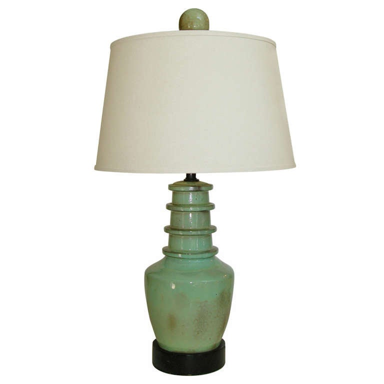 Vintage Ceramic Table Lamp 1
