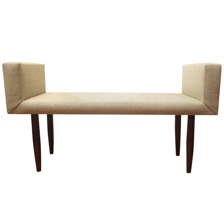 Bench With Arms At 1stdibs