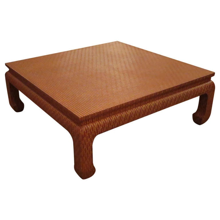 this coffee table by baker is no longer available