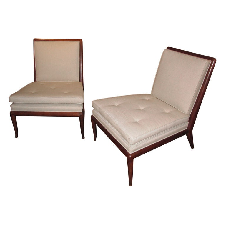Pair of Chairs Designed by TH Robsjohn Gibbings at 1stdibs : XXX832912891749591 from www.1stdibs.com size 768 x 768 jpeg 31kB