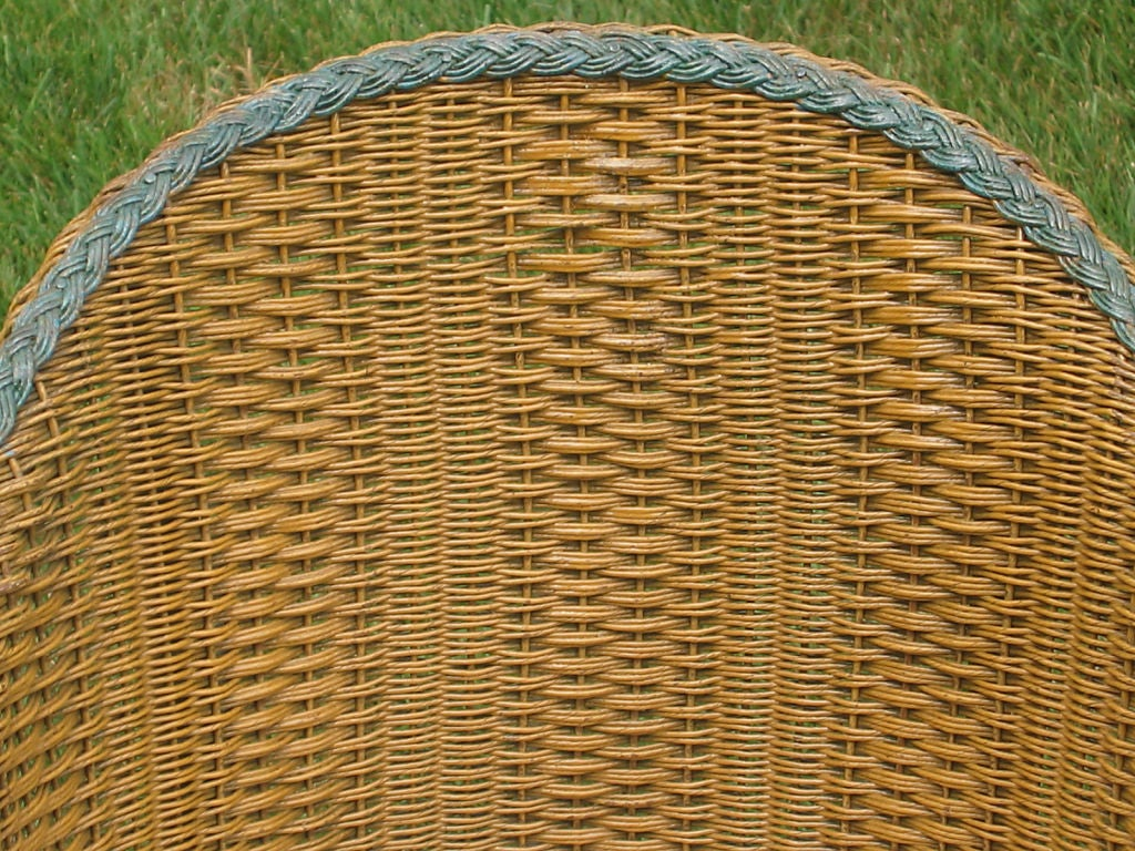 Three-Piece Child's Wicker Set image 5