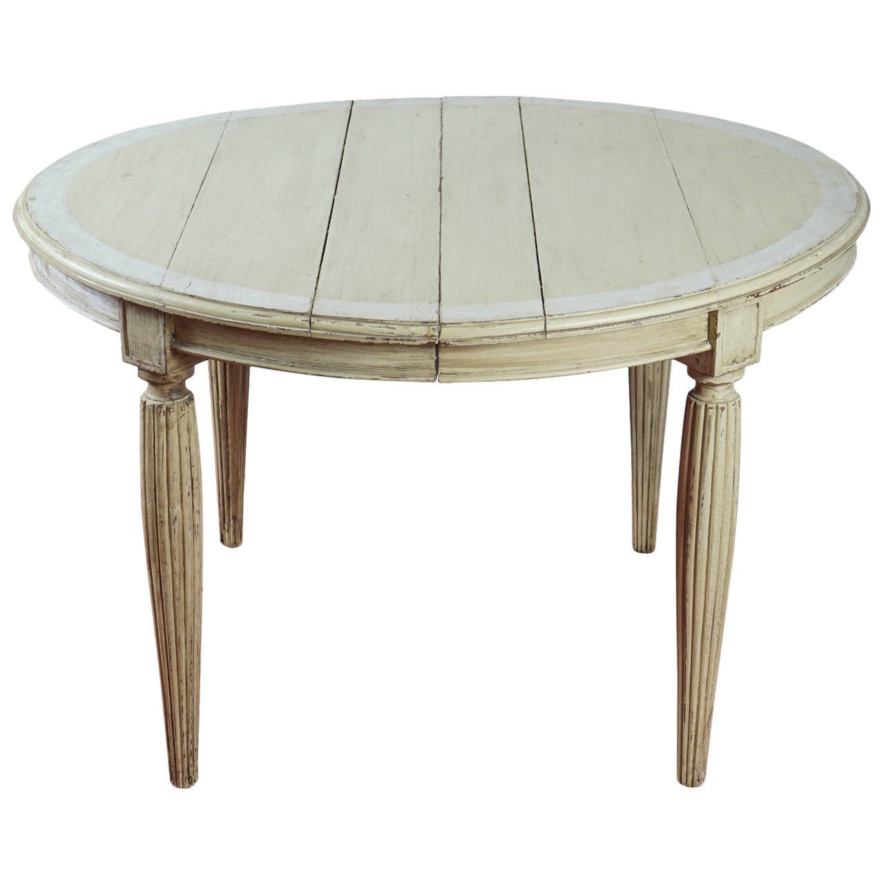 Oval Dining Room Table: Antique Swedish Oval Dining Table For Sale At 1stdibs
