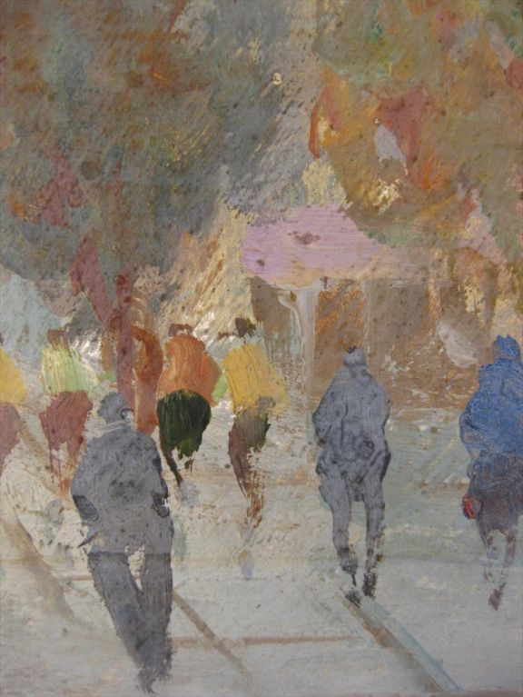 'Paris:  Scene de la Rue' image 5