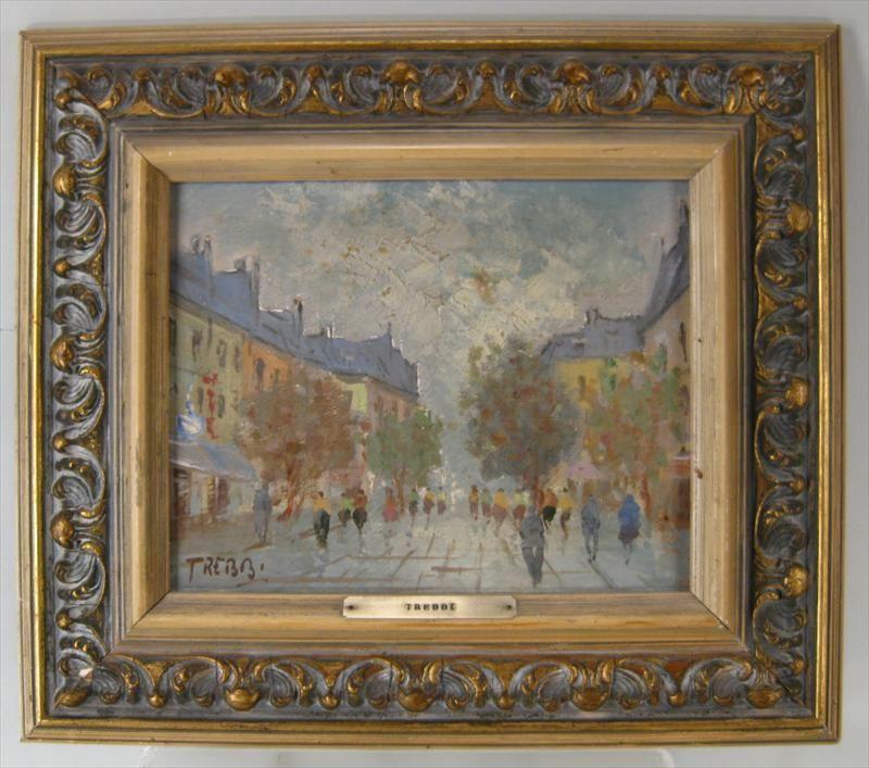 'Paris:  Scene de la Rue' image 2